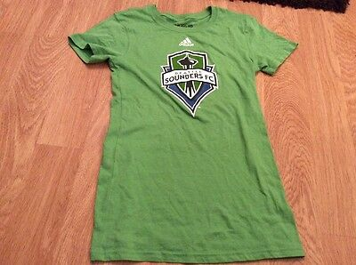 Seattle Sounders Youth t-shirt - large, age approx 12-14 unworn
