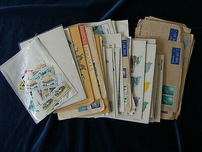 Norfolk Islands Collection of MNH Stamps, Packs & First Day Covers