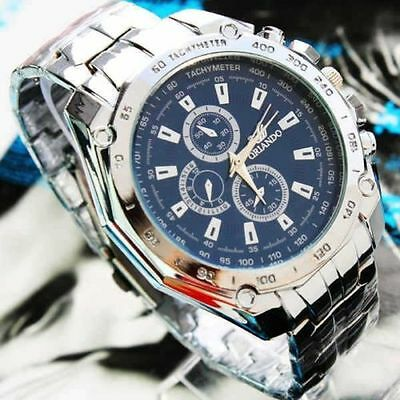 Oriando Quartz Stainless Steel Watch for Men Analog Sports Version