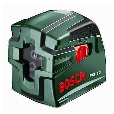 Bosch PCL 10 Cross Line Laser Level - SAME DAY DISPATCH