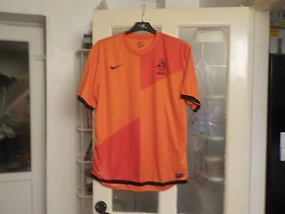 Holland home football shirt, XL ADULT, 2012-14