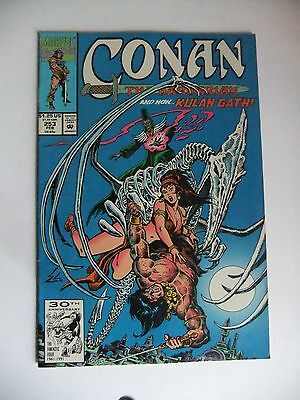 CONAN The BARBARIAN # 253 Marvel Comic Feb 1992 Excellent NM