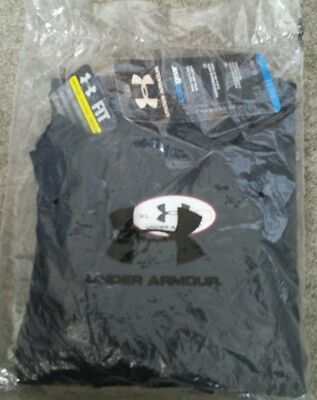 Brand New Under Armour Mens XFIT compression long sleeve top XL
