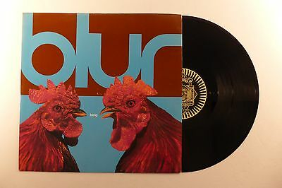 "Blur - Bang (12FOOD 31 1991) Vinyl 12"" Single 45RPM"