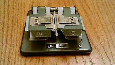JF dual THREE WAY FILM SPLICER MADE IN JAPAN.