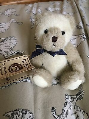 Boyds Bears Collectable Hank Q. Bruin The Heirloom Series Tags Attached Ex Cond