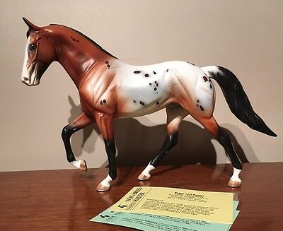 Peter Stone Horse OOAK Bladesmith Prototype signed by artist Sheryl Leisure