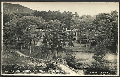 Snowdonia - Rp Postcard, National Recreational Centre Capel Curig, Numbered C190