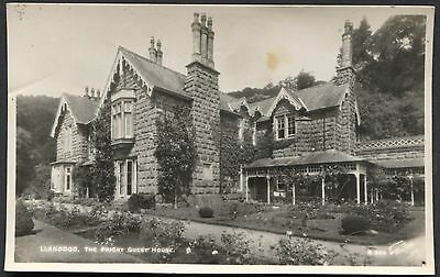 Snowdonia - Rp Postcard - Llandogo Priory Guest House - Numbered R535