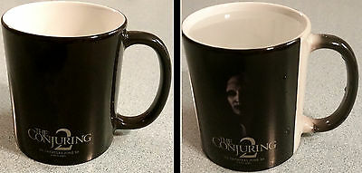 rare THE CONJURING 2 color changing horror movie promo coffee MUG