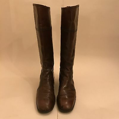 Men's Leather Cavalry Boots