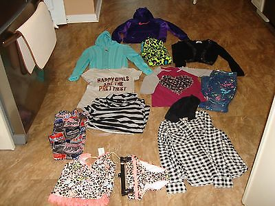 Huge Lot Of Girls Clothes Size 14