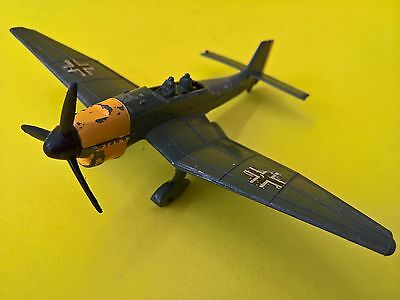 Vintage - DINKY TOYS No 721 - Junkers JU 87 B - German Military Aircraft