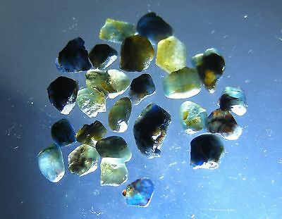 """ SPECIAL ""Australian Natural Rough Sapphires 10cts Gemstones Specimans"