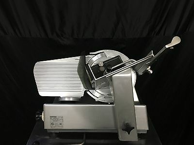 bizerba se 12 d commercial automatic slicer with new sharpening assembly