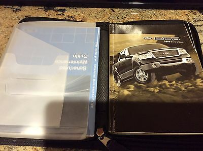 2008 Ford F150 Owners Manual