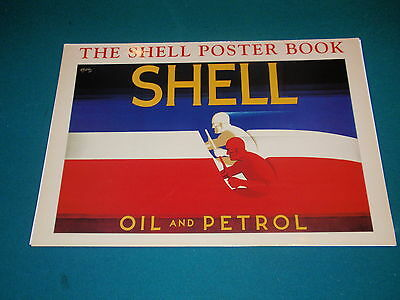 70+ Posters from THE SHELL OIL POSTER BOOK  - GAS PETRO ADVERTISING