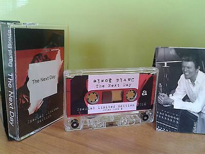 David Bowie - The Next Day Special limited Edition Cassette - Rare