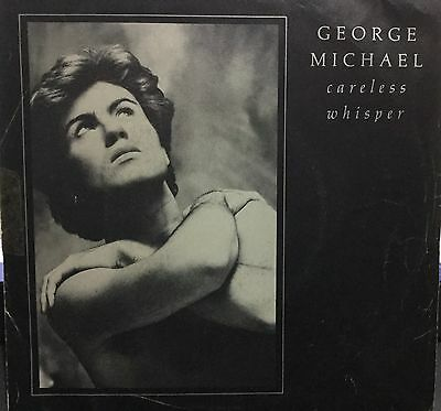 George Michael - Carelles Whisper 45 Giri 7