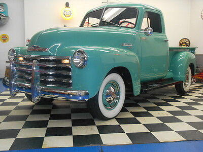 1951 Chevrolet Other Pickups 3100 1951 Chevrolet 3100 Restored only 25 miles since completed Very Nice Low Reserve
