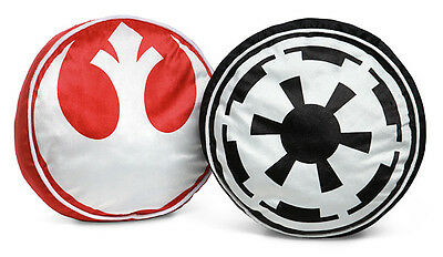 Star Wars Throw Pillow Set - Imperial & Rebel - IMPERIAL PILLOW & REBEL PILLOW