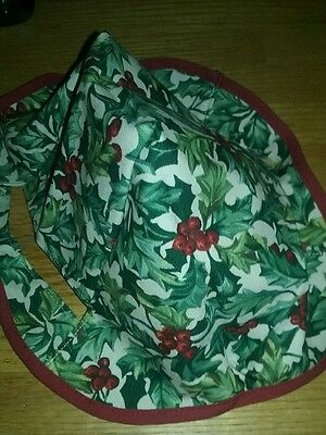 Longaberger Traditions American Holly Liner