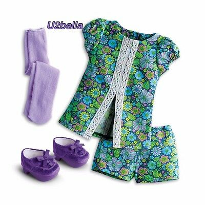 American Girl  Julie New Year's Eve outfit , Dress NEW IN BOX No doll Beforever