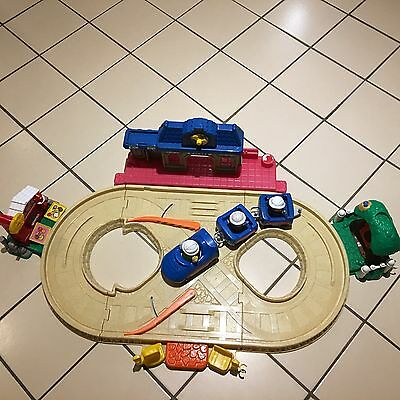 Fisher Price Little People Train Station