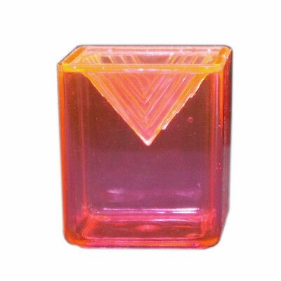 ACS Color Water Pyramid - Water Healing Charged Theraphy - Orange Color