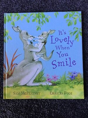 Pre-loved Book - Its Lovely When You Smile - Sam Mcbratney