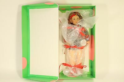 """New in Box Annette Himstedt Kinder Puppen Collectible Toy 22"""" Doll Lottchen II"""