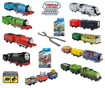 Thomas & friends Trackmaster Trains and Track Packs - Various