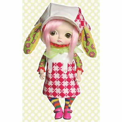 PINKY Huckleberry Toys Toffee Doll Series 1 Limited Edition Doll by Riri Fukuju