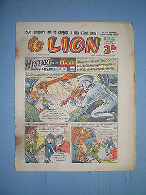Lion issue 212 dated March 10 1956