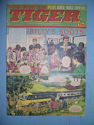 Tiger issue dated August 20 1983