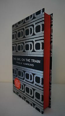 Paula Hawkins: The Girl on the Train *EXCLUSIVE SPECIAL EDITION, SIGNED!* HB 1/1
