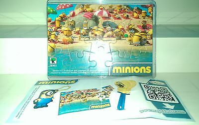 Puzzle Minions compl. with Bpz.