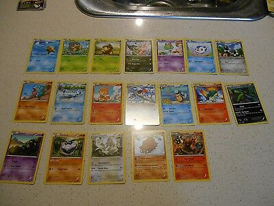 POKEMON CARDS, 55x MIXED CARDS. ALL BRAND NEW
