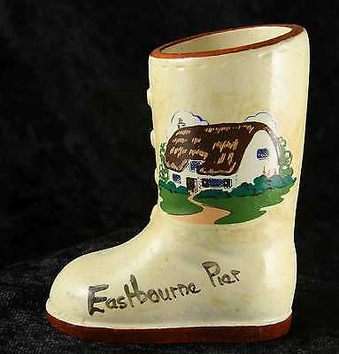 Manor Wear Eastbourne Pier boot could be match holder tourist item