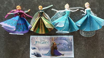 Maxi Frozen Germany 2016, complete set with all Bpz.
