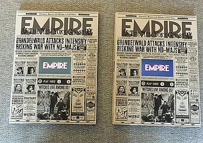 2 Empire Fantastic Beasts and Where to Find Them Exclusive Magazine