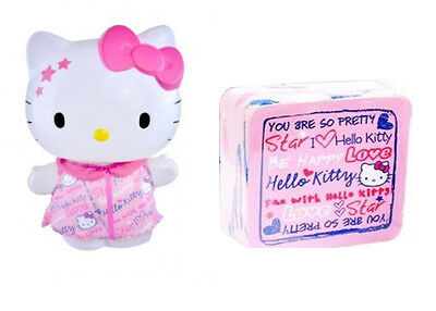 Pack Of 50 Includes 25 x Scribble Bath & Shower Gel 25 x Hello Kitty Magic Towel