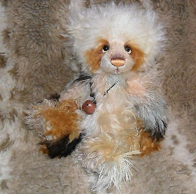 Charlie Bears Anniversary POEM Limited Edition Mohair
