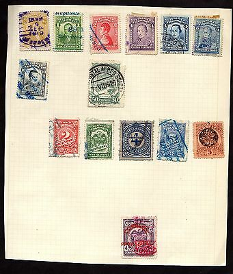 Stamps ~ COLOMBIA South America ~ Mix UNSORTED Unchecked