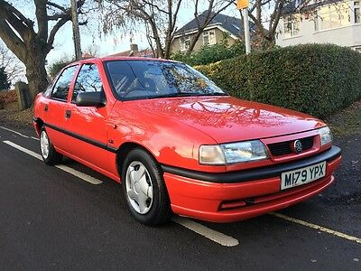 vauxhall cavalier 1 owner great condition