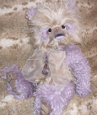 Charlie Bears PIXIE DUST Ltd Ed Mohair Isabelle Lee Collection
