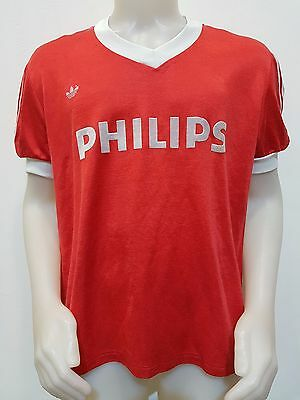 Maglia Calcio Shirt Psv Eindhoven Philips Vintage Tg.6/7 Football Jersey Soccer
