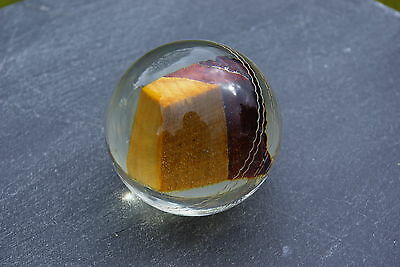 Kent Cricket Club lime tree paperweight
