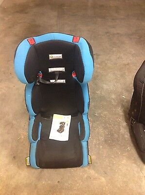 Infasecure child booster seat 4-8 years