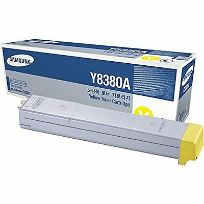 Yellow Toner Cartridge - Yield: 15000 - Compatible with: CLX-8380ND